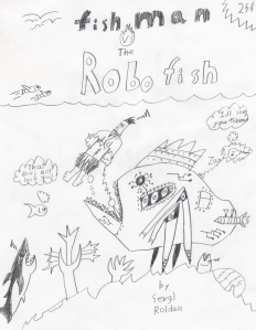 fishman vs robofish
